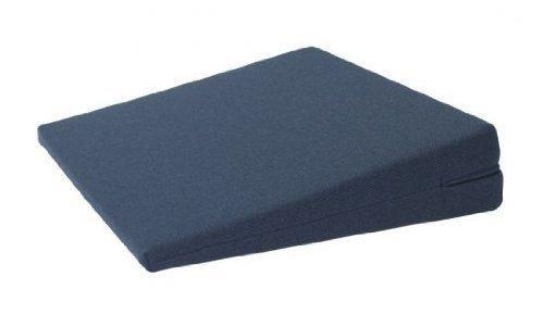 Keilkissen Sitzkissen Sitzkeilkissen mit abnehmbaren bezug, Farbe: schwarz