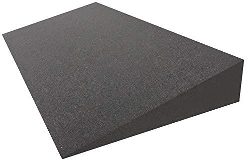 Dibapur® Keilkissen Matratzen Matratzenkeil Matratzenerhöhung Hochlagerungskeil fürs Bett (Ohne Bezug) (B 150 x T 50 x H 15 / 1cm)